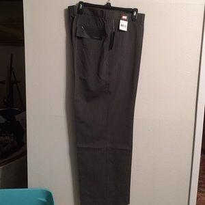 Claiborne flat front Dress pants NWT size 40x30